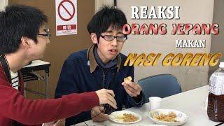 Reaksi Orang Jepang Makan Nasi Goreng | ASVLOG #46