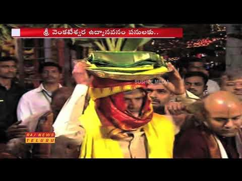AP CM Chandrababu Naidu to Visit Tirupati Today | Pedarikam Pai Gelupu Programme | Raj News