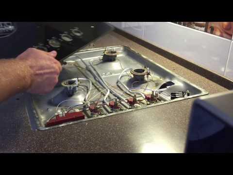 Ремонт газовой варочной панели горенье своими руками 22