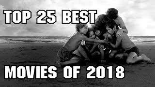 Top 25 Best Movies of 2018