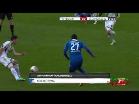 Roberto Firmino-Hoffenheim Superstar