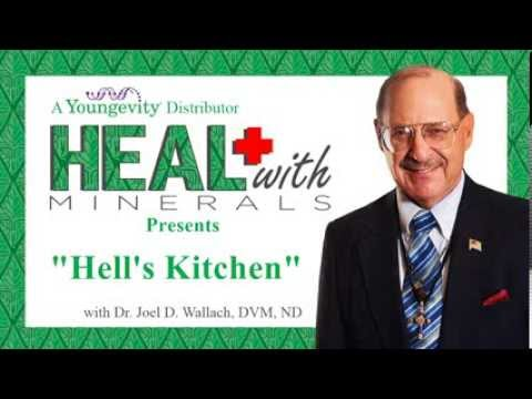 Strategichealthplan Hell's Kitchen by Dr Joel Wallach