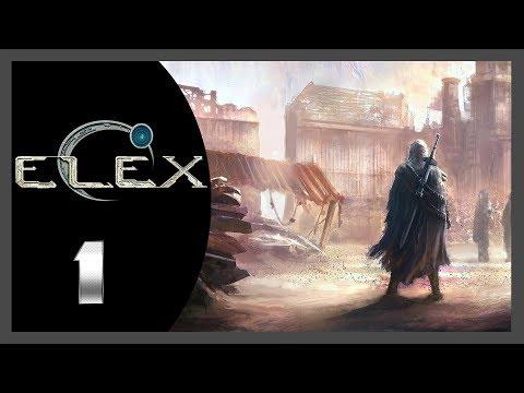 ELEX ★ 1: Диего, ты?