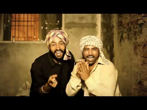 Vinaypal Buttar Jatt Vs Chudail Brand New Hd Video 2012 From The Album 4x4 - Indya Records Exclusive video
