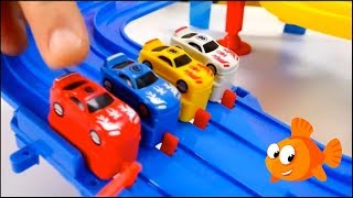 WHO'S THE BEST? - Racing Toy Cars CHALLENGE! - Car videos for kids