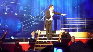 Robbie Williams Swing Supreme Stockholm 2014
