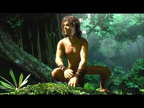 Tarzan 3d Trailer (2013) video