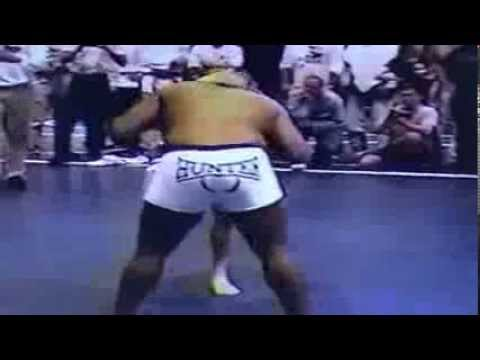 Matt Serra vs Big Guy Controversial Match at NAGA Image 1