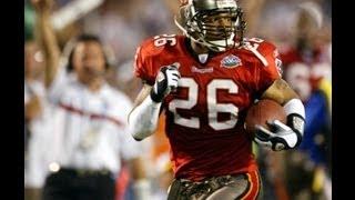 Dwight Smith in Super Bowl XXXVII
