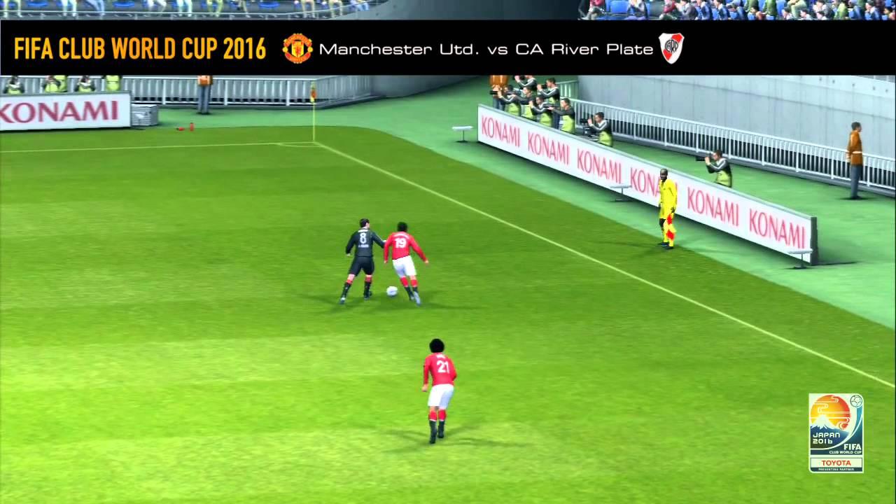 ウイイレ2011ビカムアレジェンド <b>FIFAクラブワールドカップ</b>2016 - YouTube