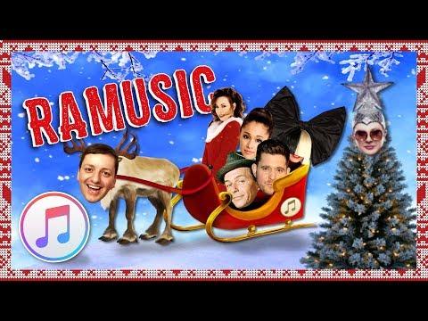 НОВОГОДНИЙ / РОЖДЕСТВЕНСКИЙ плейлист от РАМУЗЫКА | VK и Apple Music