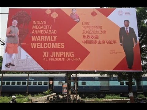 Xi Jinping To Get Red Carpet Welcome In Traditional Gujarati Style - India Tv video