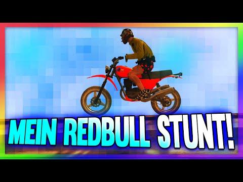 GTA 5 ONLINE | STUNT WALLRIDE & GRIND | REDBULL BEST PLAYS MEIN STUNT