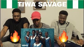 "Tiwa Savage - ""49-99"" (Official Video)[REACTION]"