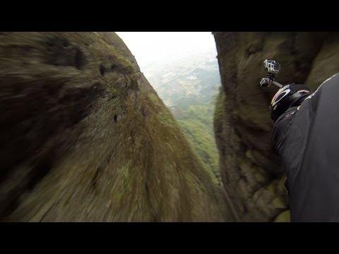 Flying Dagger wrist cam Jeb Corliss