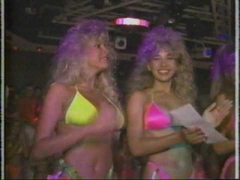 Bikini Contest 1990  Hot women - take a look