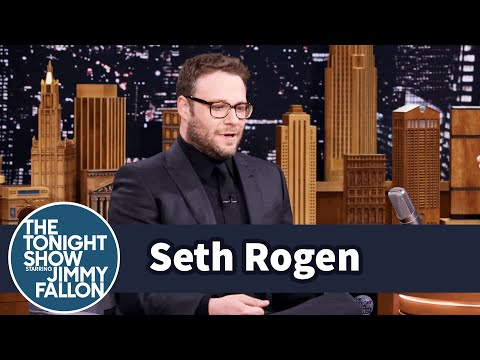 Seth Rogen Remembers His First Stand-Up Gig at Age 13