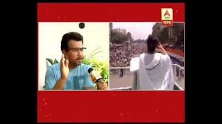 Rudranil explosive about his absence in TMC's Saheed Dibas