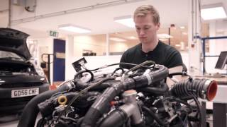 Mechanical and Automotive Engineering - Ryan Day