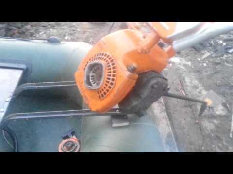 huter лодочный мотор