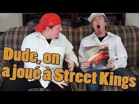 Testeur Alpha - Dude, on a joué à Street Kings