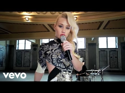 Iggy Azalea - Work Stripped (VEVO LIFT UK)