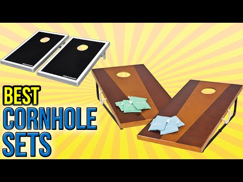 7 Best Cornhole Sets 2016