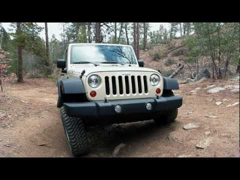 Field Test: 2012 Jeep Wrangler Unlimited Rubicon
