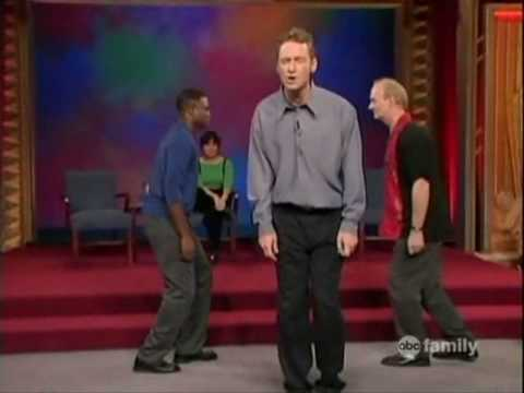 whose line is it anyway bloopers