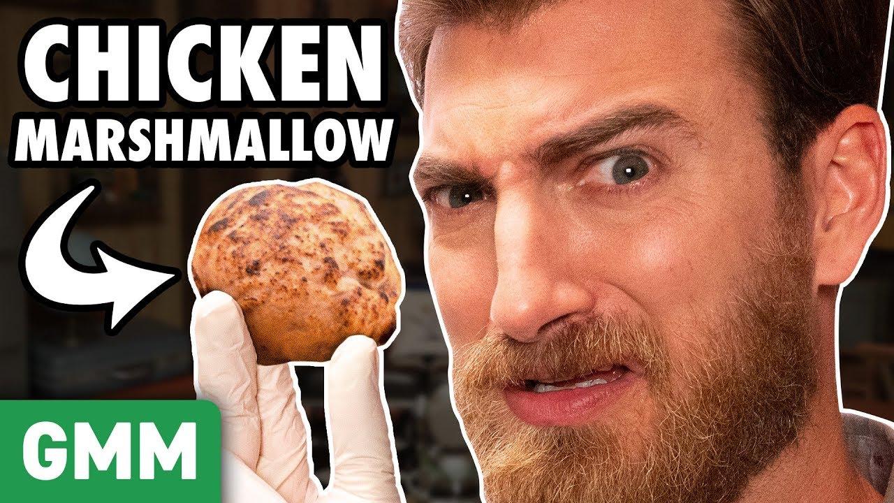 Will It Marshmallow? ft. Marshmello (Taste Test)