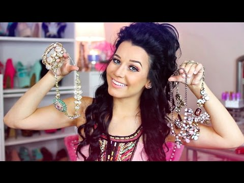 ♡Jewelry Haul & GIVEAWAY♡ Collab With Jordan Cheyenne!