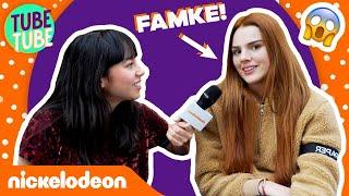 Vragen Vuren | Famke heeft een scoop! | Nickelodeon Nederlands