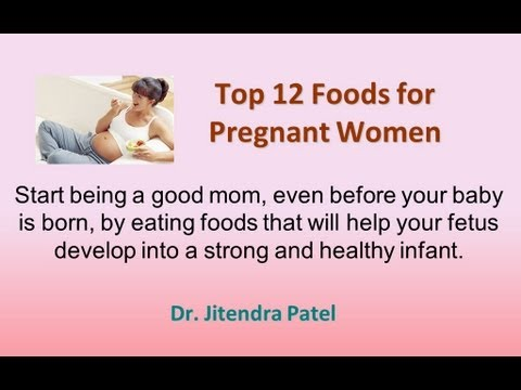 Health Videos: Top 12 foods for pregnant women