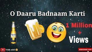 download lagu Daru Badnaam Karti  Whatsapp Status   Vish gratis