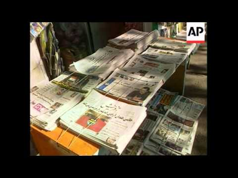 New newspapers open replacing those  closed down by press laws.