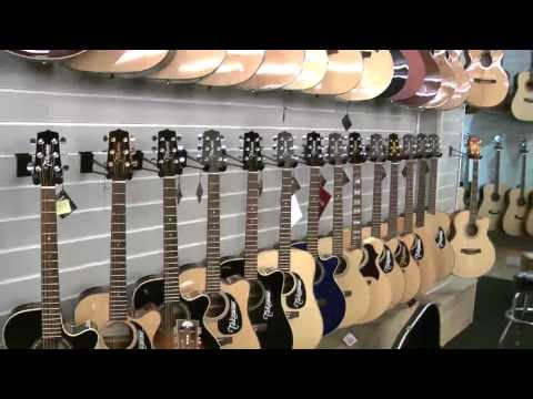 New Sheffield Guitar Store - Sneak Preview