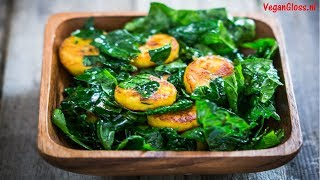 snel vegan recept