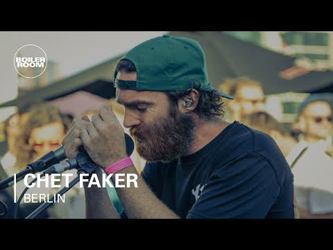 Chet Faker Boiler Room Melbourne Daytime LIVE Show