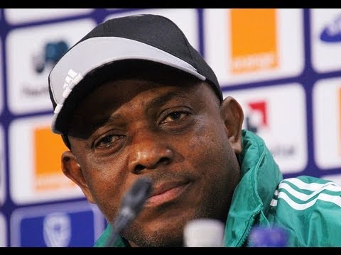 Stephen Keshi makes history