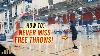 How to: Shoot a Basketball Better! Free Throw Shooting Secrets