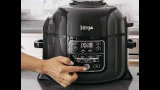 FAILED! Ninja  Pressure Cooker, Air fryer. lets take it apart.