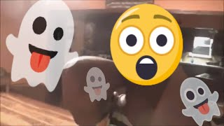 Pranking my sister WITH GHOST MAN!!!!!