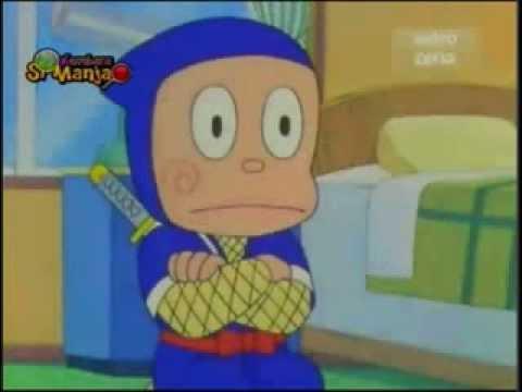 Ninja Hattori - Kenichi berkaki panjang (Malay Dub)