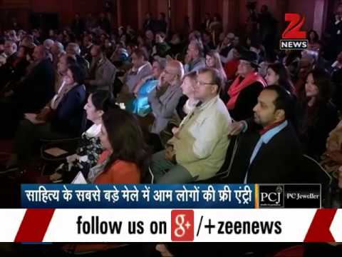 All that you need to know about ZEE Jaipur Literature Festival 2015