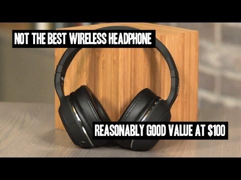 Skullcandy Hesh 2 Wireless: A $100 over-ear Bluetooth headphone that sounds decent