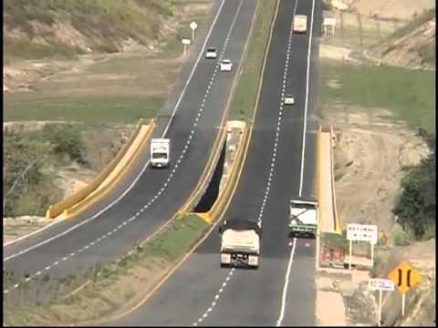 Las autopistas de la montaña, ahora conocidas como las autopistas de la prosperidad