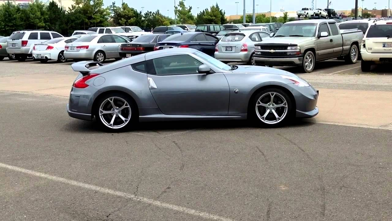 used cars oklahoma city 2011 nissan 370z nismo for sale   youtube