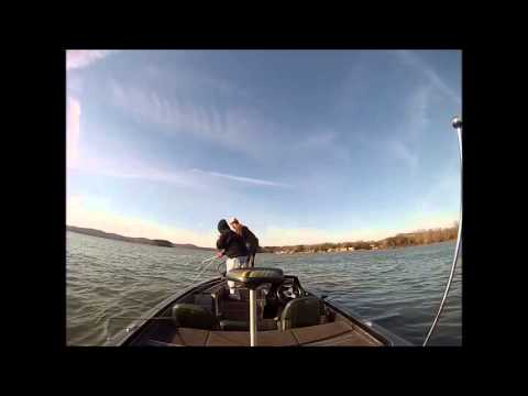 Best5Zach and Josh Fish Lake Guntersville 3/16/13