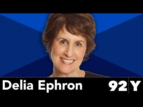 Delia Ephron with Judy Gold - 92nd Street Y