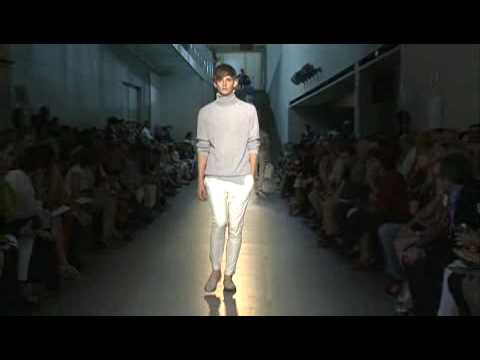 Z Zegna S/S 2010 Milan part 1 Video